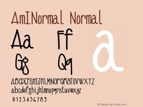 AmINormal