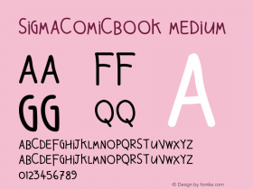 SigmaComicbook