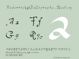 VcderricksCalligraphy