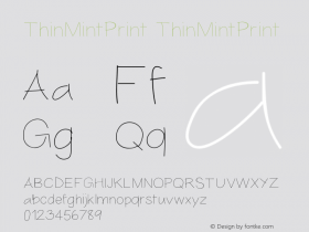 ThinMintPrint