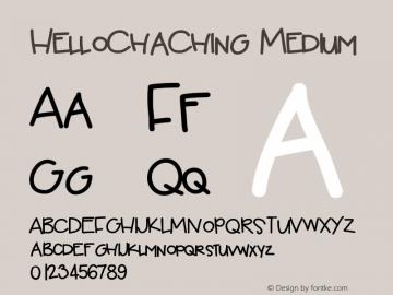 HelloChaChing