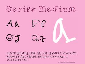 Serifs
