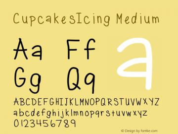 CupcakesIcing