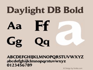 Daylight DB
