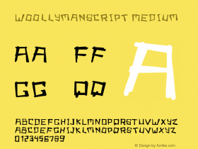 WoollymanScript