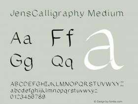 JensCalligraphy