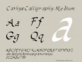 CathysCalligraphy