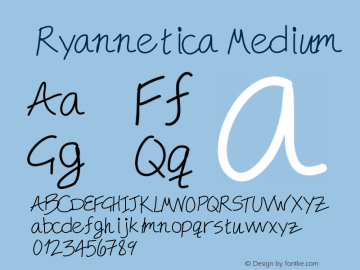 Ryannetica