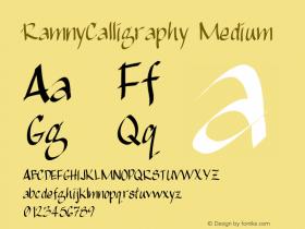 RamnyCalligraphy