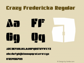 Crazy Fredericka