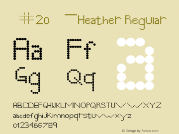 #20-Heather