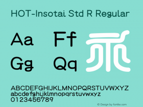 HOT-Insotai Std R
