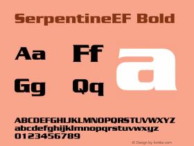 SerpentineEF