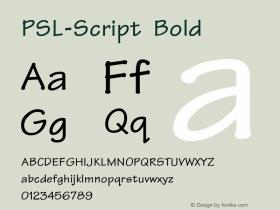 PSL-Script