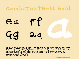 ComicTextBold