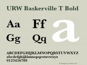 URW Baskerville T