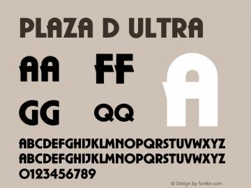 Plaza D