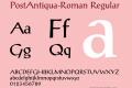 PostAntiqua-Roman