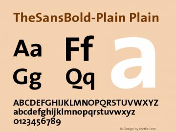 TheSansBold-Plain