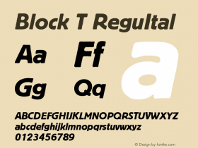 Block T