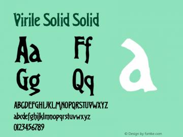 Virile Solid