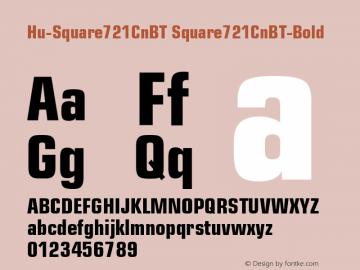 Hu-Square721CnBT