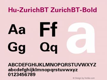 Hu-ZurichBT