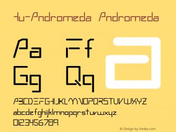 Hu-Andromeda