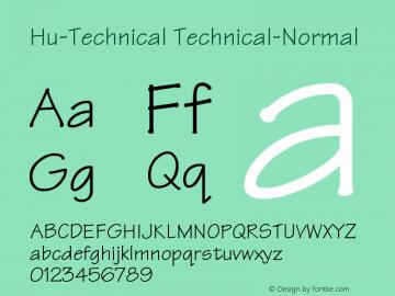 Hu-Technical