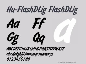 Hu-FlashDLig
