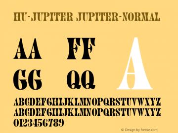 Hu-Jupiter