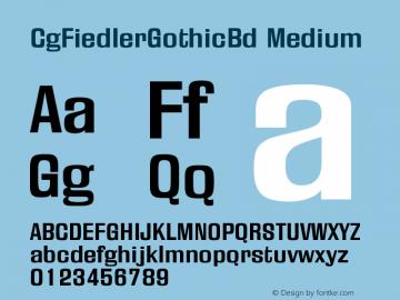 CgFiedlerGothicBd