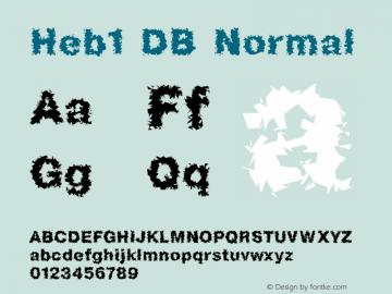 Heb1 DB
