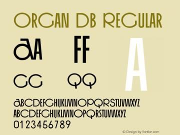 Organ DB