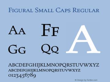 Figural Small Caps