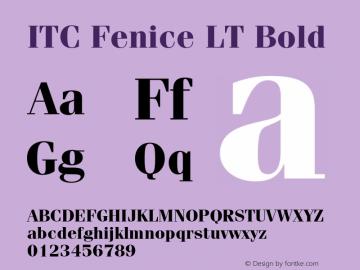 ITC Fenice LT