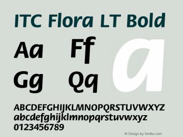 ITC Flora LT