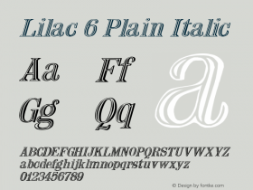 Lilac 6
