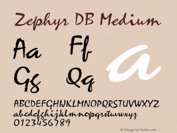 Zephyr DB