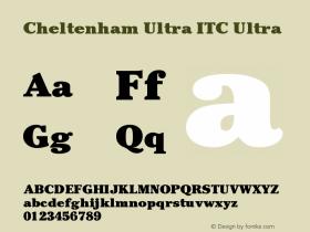 Cheltenham Ultra ITC