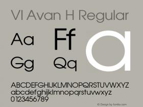 VI Avan H