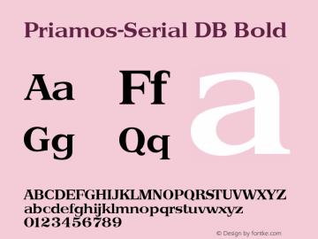 Priamos-Serial DB