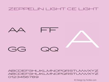 Zeppelin Light CE