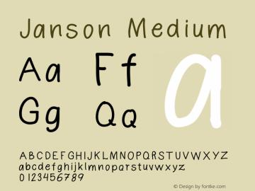 Janson
