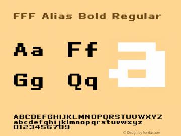 FFF Alias Bold