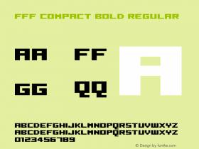 FFF Compact Bold
