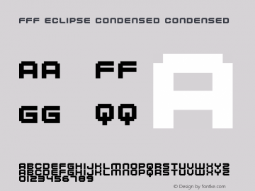 FFF Eclipse Condensed