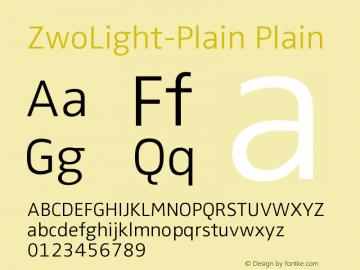 ZwoLight-Plain