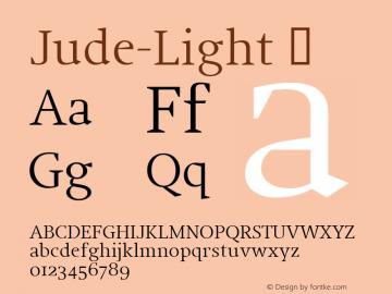Jude-Light