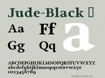 Jude-Black